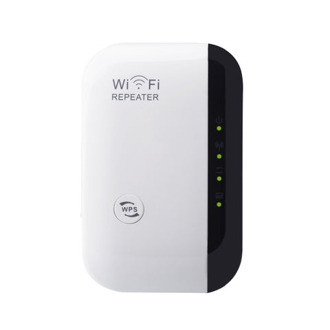 Wireless-N Wifi Repeater 802.11n/b/g 300Mbps Range Expander Signal Booster Wps Encryption * PixLink Wifi Repeater - Periwinkle Online