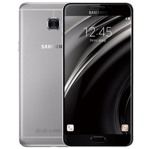 Samsung Galaxy C7 Mobile Phone 4GB RAM 32/64GB ROM 16MP Camera 5.7 Android6.0 * Samsung Mobile Phones - Periwinkle Online
