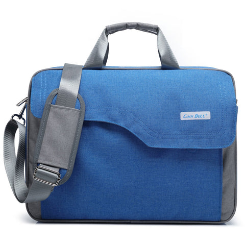 17.3 15.6 inch Laptop Bag 17 15 Notebook Cross Body Casual Unisex Messenger Shoulder Bag * Cool Bell Laptop Bag - Periwinkle Online