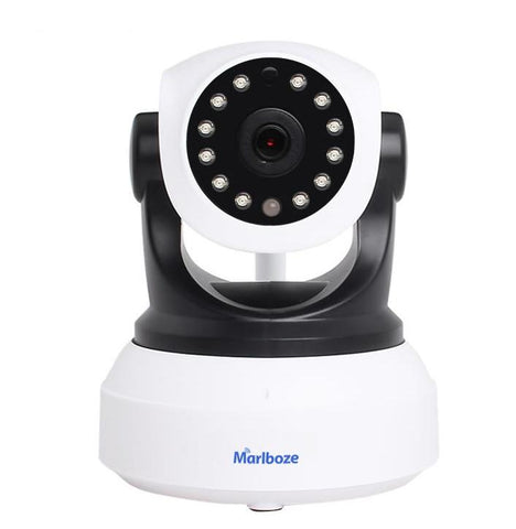 Wireless 720P HD IP Camera IR-Cut Night Vision P2P Baby Monitor Audio Record