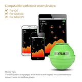 Lucky FF916 Sonar Wireless WIFI Fish Finder 50M/130ft (Android/IOS)