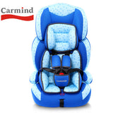 Isofix Child cSafety Car Seat for (9 months -12 years) * Horse Across The Ocean Car Seat - Periwinkle Online