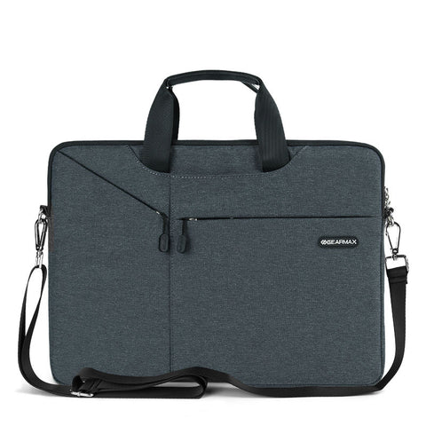 Notebook Bag 11 12 13 14 15 Nylon Waterproof Unisex Laptop Case * GearMax Laptop Bag - Periwinkle Online