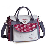 5PCS Polka Dot Baby Diaper Nappy Changing Messenger Bag MB008 landuo AliExpress - Periwinkle Online