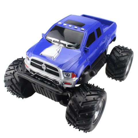 4CH Bigfoot Car High Speed Off-Road Vehicle Electronic Monster Truck Hobby Toys Model Hugine - Periwinkle Online