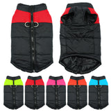 Waterproof Warm Dog Vest Jacket - 4 Colors S-5XL * Beirui Coat and Cover - Periwinkle Online