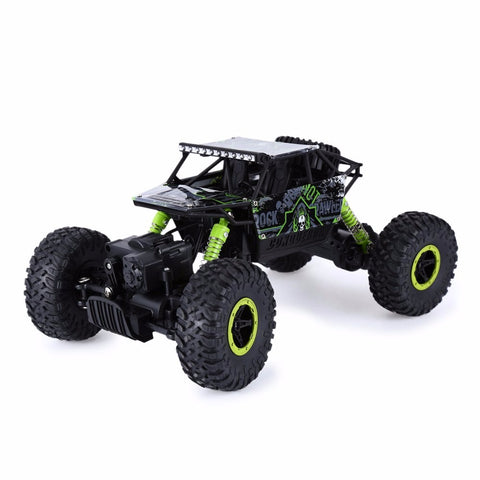 RC Car 2.4G 4CH 4WD Rock Crawlers 4x4 Driving Car Double Motors Drive Bigfoot