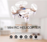 CX-10W CX-10WD WiFi Drone With Camera Mini 6-Axis Gyro RC Quadcopter * Cheerson Camera Drone - Periwinkle Online