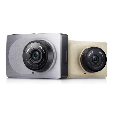"YI 2.7"" Screen Dashcam Full HD 1080P Wide-Angle Car DVR with G-Sensor Night Vision ADAS"
