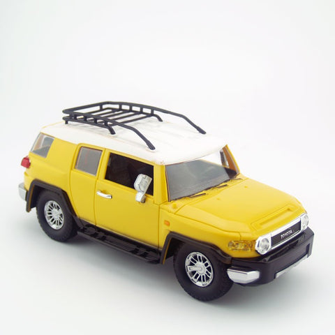 Licensed 1/24 RC Car Model For Toyota FJ Cruiser Remote Radio Control