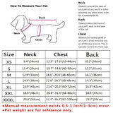 Waterproof Dog Puppy Vest Jacket Clothing Warm Winter Coat * JanPet Coat and Cover - Periwinkle Online
