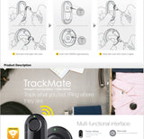 Steelmate i880 TrackMate 2-way Intelligent Car Tracking System Anti-lost Car Alarm GPS Tracker * Steelmate GPS Tracker - Periwinkle Online