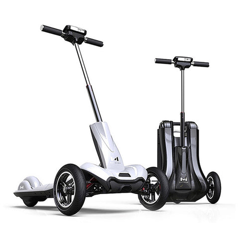 MERCANE M1 Electric Folding Three-Wheel eScooter