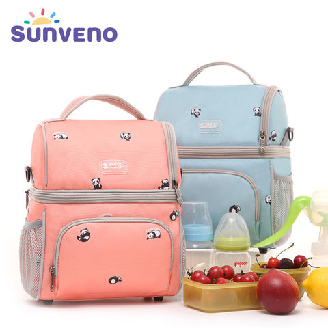 Sunveno Insulation Thermal Baby Bottle Bag