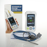 Fingertip Pulse Oximeter SpO2 CE Approved * Yongrow Pulse Oximeter - Periwinkle Online