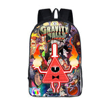 Cartoon Gravity Falls Backpack Coolost AliExpress - Periwinkle Online