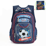 JASMINESTAR Large Capacity Orthopedic Children School Bags * JASMINESTAR Backpack - Periwinkle Online