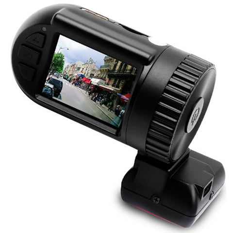 Mini 0801S Digital Dashcam Full HD 1080P+G-Sensor+Motion Detection+Super Capacitors