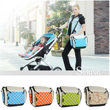 Baby Feeding Portable Baby Chair Multi-functional Mummy Bag Nappy Diaper Bag Child Safe Folding Seat CH Baby AliExpress - Periwinkle Online