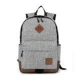 YESO 14 15.6 Inch Waterproof Oxford School Backpack