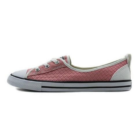 Converse All Star Women Sneakers Summer Canvas Shoes 552923C - Low (Pink)