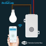 Broadlink Remote Control Switch Automation Intelligent WiFi Center for APP 10A/2500W Broadlink AliExpress - Periwinkle Online