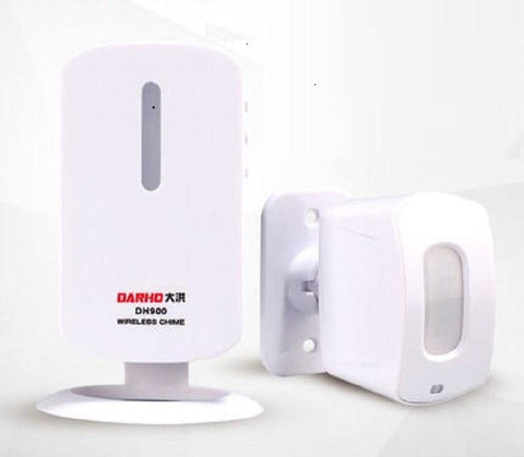 DARHO Welcome Device Door Alarm Wireless Infrared IR Signal Motion Sensor