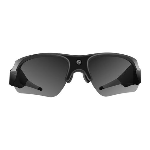 HD 720P Sunglasses Camera for Outdoor Action Sports Video Black Glasses W2312A
