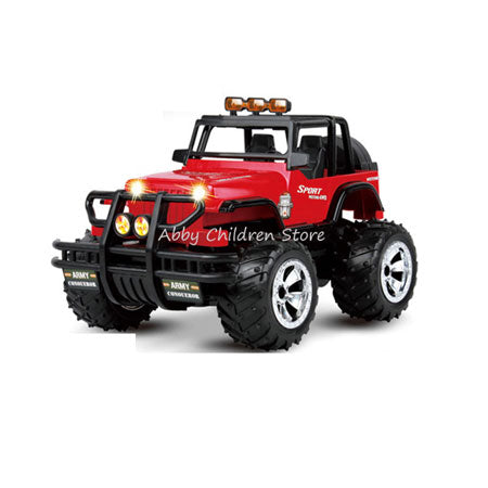 Abbyfrank RC Car 1/14 Scale Control Remote Car 2WD Buggy Electric Rock Racer Desert Off-Road Abbyfrank AliExpress - Periwinkle Online