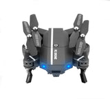 EBOYU(TM) 8807 HW 2.4Ghz 2.0MP Wide Angle Selfie Drones Foldable RC Quadcopter *Eboyu Camera Drone - Periwinkle Online
