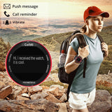 ColMi Smart Sport Watch T1 OLED Display Heart Rate Monitor * ColMi Smart Watch - Periwinkle Online