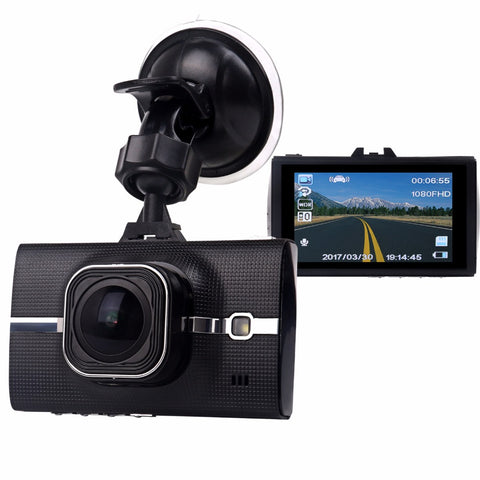 "3.0"" Full HD 1080P 170 Degree Wide Angle with G-sensor Parking Monitor"