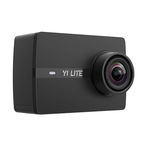 YI 16MP Real 4K Sports Camera with Built-in WIFI 2 Inch LCD Screen 150 Degree Wide Angle Lens