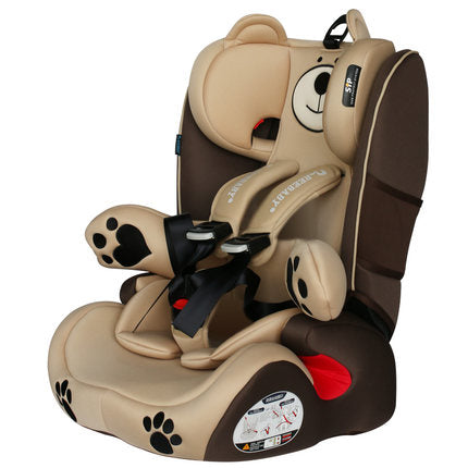 Car Safe Seat with vehicle 3C certification (9 months -12 years old)