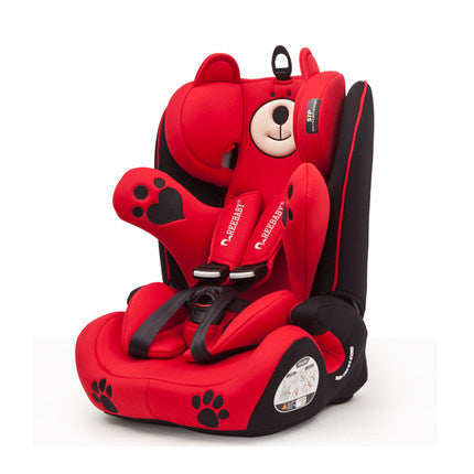 REEBABY Car Safe Seat with vehicle 3C certification (9 months -12 years old)