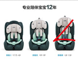 Real Five-point Harness Forward-facing Ccc Sitting Child Safety Seat (9 - 12 yrs)