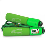 5X CROSSWAY Adjustable High Quality Counting Skipping Rope Green TS-0710 Crossway AliExpress - Periwinkle Online