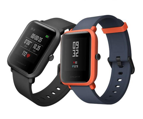 "Xiaomi Huami Amazfit Bip Waterproof GPS Smart Watch Mi Fit 1.28"" Screen 32g Ultra-Light"