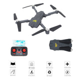 EBOYU PEG116-VGA Mini Foldable Drone Wifi FPV 0.3MP Camera Altitude Hold & Headless Mode