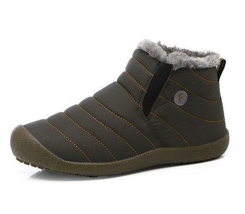 Winter Cotton Waterproof High Quality Comfortable Snow Boots
