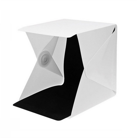 Foldable Lightbox Photography Backdrop Portable Light Room Tent Kit