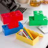 Multifunctional Multicolor Building Blocks Stackable