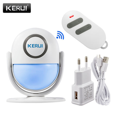KERUI WIFI Home Security Alarm System DIY KIT IOS/Android Smartphone App