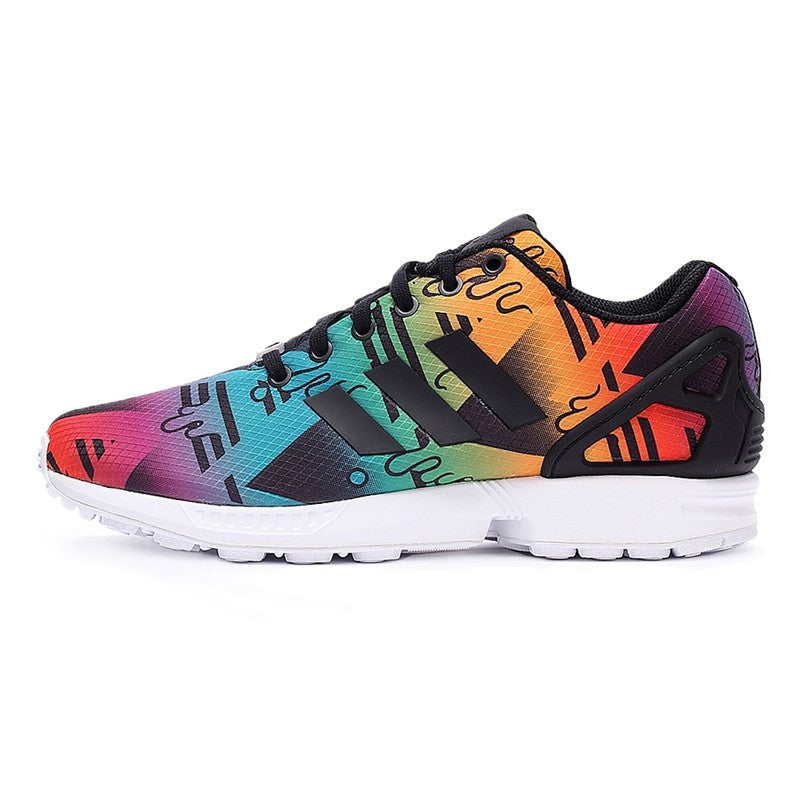 7d015f50e Adidas s ZX FLUX Men s Printed Sneakers Adidas - Periwinkle Online