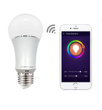 Dimmable E27 RGB LED Bulb Light Voice Control by Alexa Echo Google Home 2.4G WfiFi Control by APP * Zemismart Smart Home - Periwinkle Online