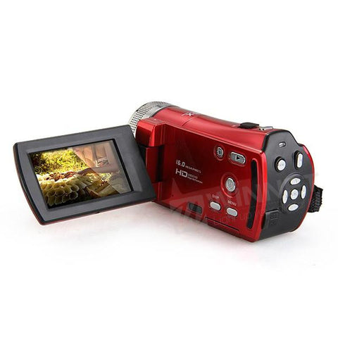 "2.7"" TFT LCD 16MP Digital Camera HD 720P - Periwinkle Online"