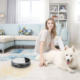 V8s Robotic Vacuum Cleaner Wet and Dry Mode