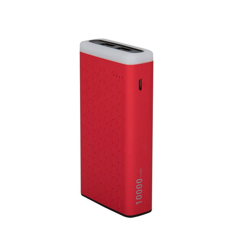 Free Shipping | 10000mAh Dual USB Output Portable Charger Flashlight Power Bank WST - iWynx