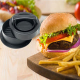 1 Set Round Non-Stick Shape Hamburger Forms Press / Mould Y-325 Yetscen AliExpress - Periwinkle Online