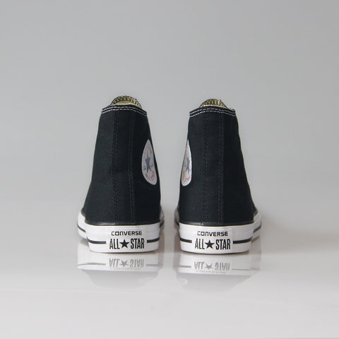 Original Converse All Star High-Top Casual Classic Sneakers - Black